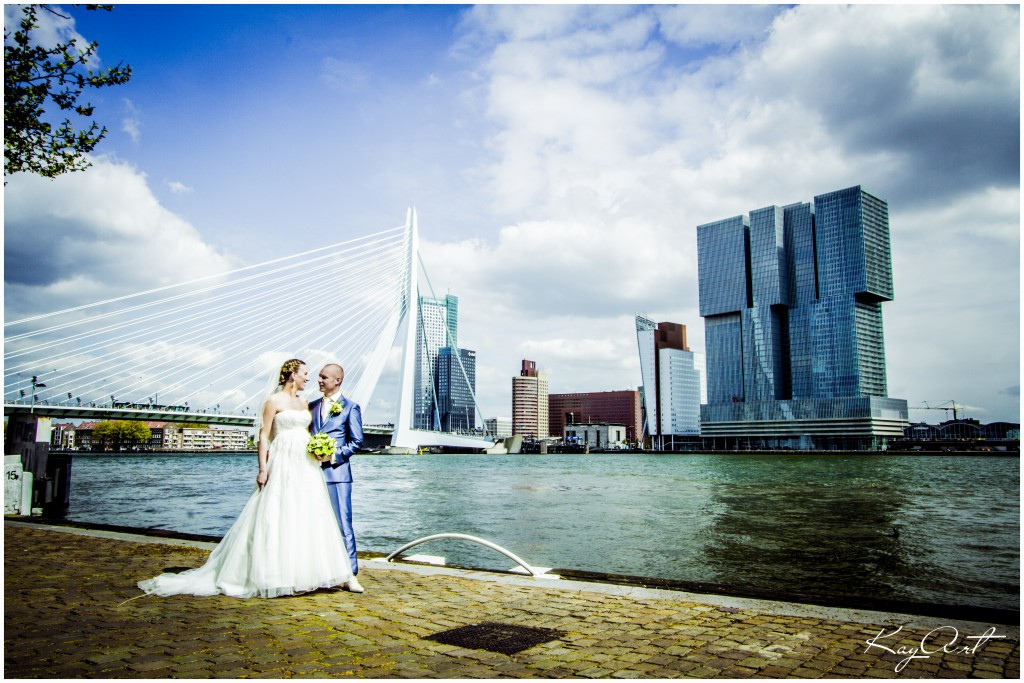 Trouwfoto Rotterdam