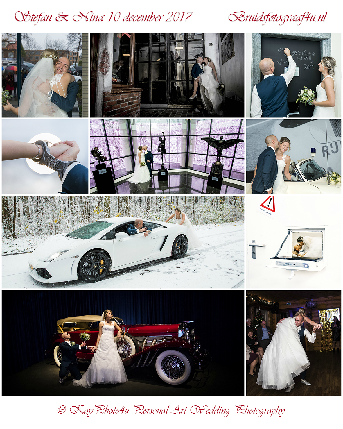KayPhoto4u, Louwman, louwman museum, trouwfoto's politiebureau, politiebureau, bruidsreportage politie, bruidsreportage politiebureau, Wedding Snow, Trouwen sneeuw, Trouwpaar sneeuw, trouwen in de winter, winter wedding, snow wedding, snow, sneeuw, winter huwelijk, trouwen winter, trouwen december,