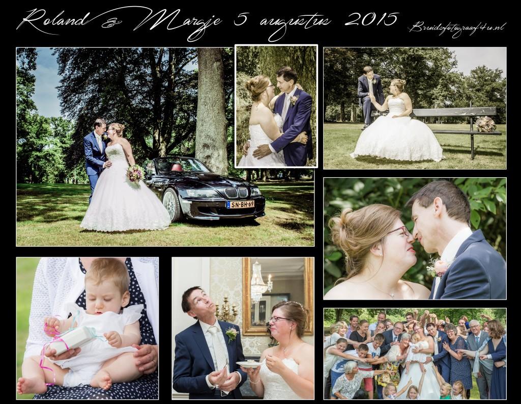 2015-08-05 Bruidsreportage Roland & Margje