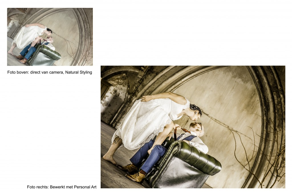 Personal Art Wedding Photography