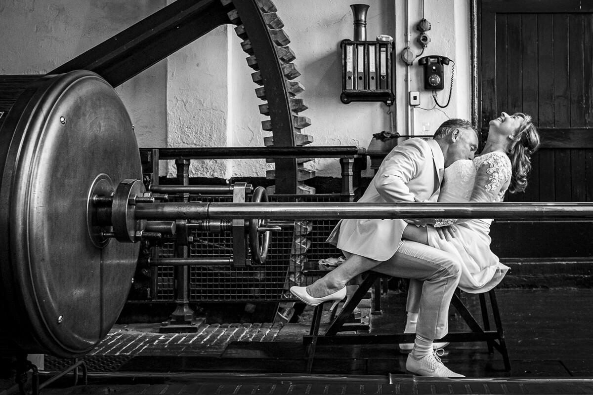 KayPhoto4u, trouwfoto, trouwfotografie, bruidsfotograaf, stoomgemaal Nijkerk